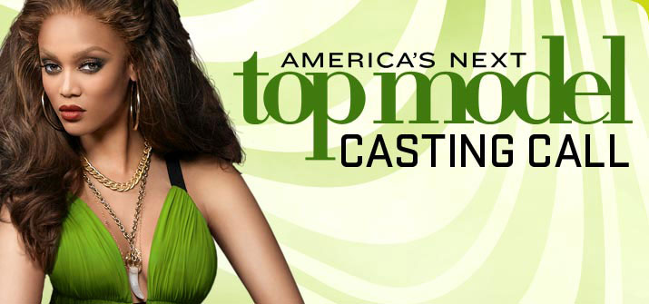Apply to be the next America's Next Top Model Cycle8